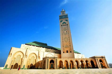 Morocco travel Information - Location Map, Facts, Getting