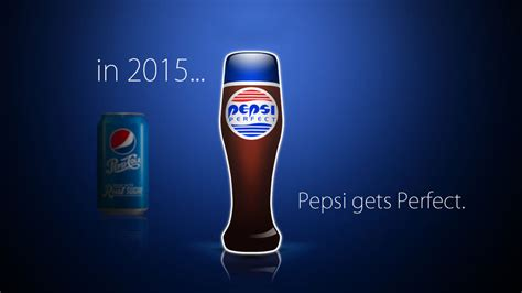Pepsi Travels to the Future with Pepsi Perfect
