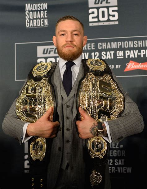 Conor McGregor's next opponent: Five options for Notorious