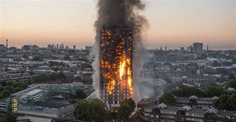 Woman charged with fraud over Grenfell Tower fire