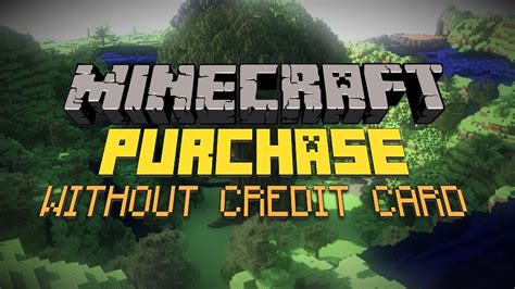 How to purchase Minecraft without Credit card or PayPal