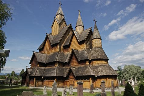 Norway's Majestic Stave Churches Are Unmissable