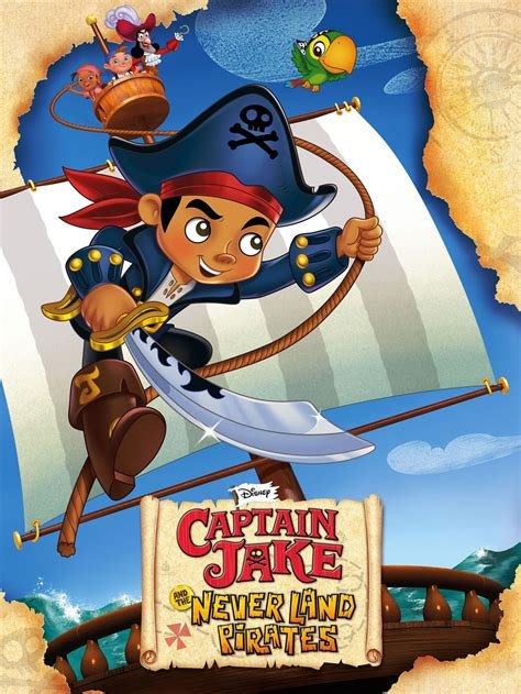Watch Jake and the Never Land Pirates Season 4 Episode 29