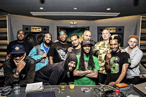 How Hip-Hop Crew Hieroglyphics Created Its Sound Out of