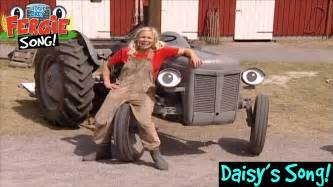 Daisy's Song | Song | Little Grey Fergie - YouTube