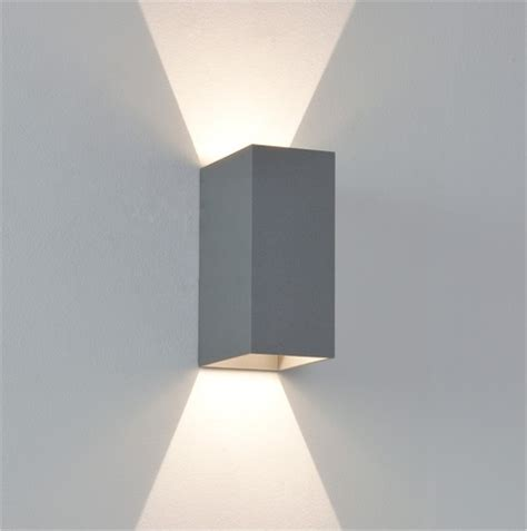 LED Up & Down Exterior IP65 Wall Light
