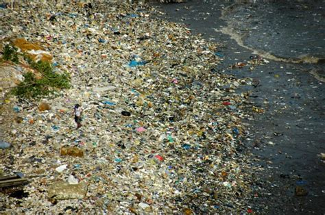With Millions of Tons of Plastic in Oceans, More