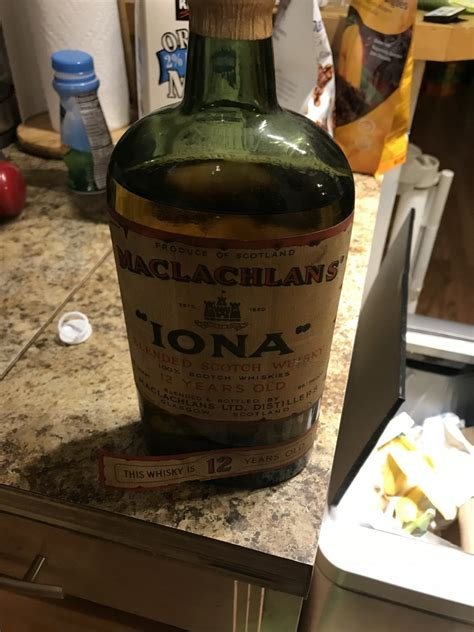 Maclachlans Iona Blended Scotch Whisky | Drinks Planet